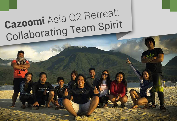 Cazoomi Asia Q2 retreat