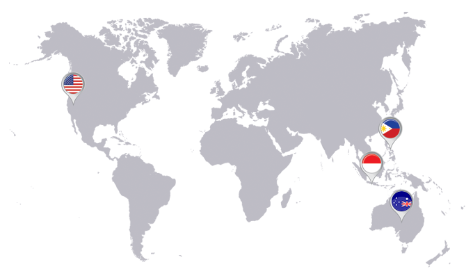 Cazoomi Office Locations
