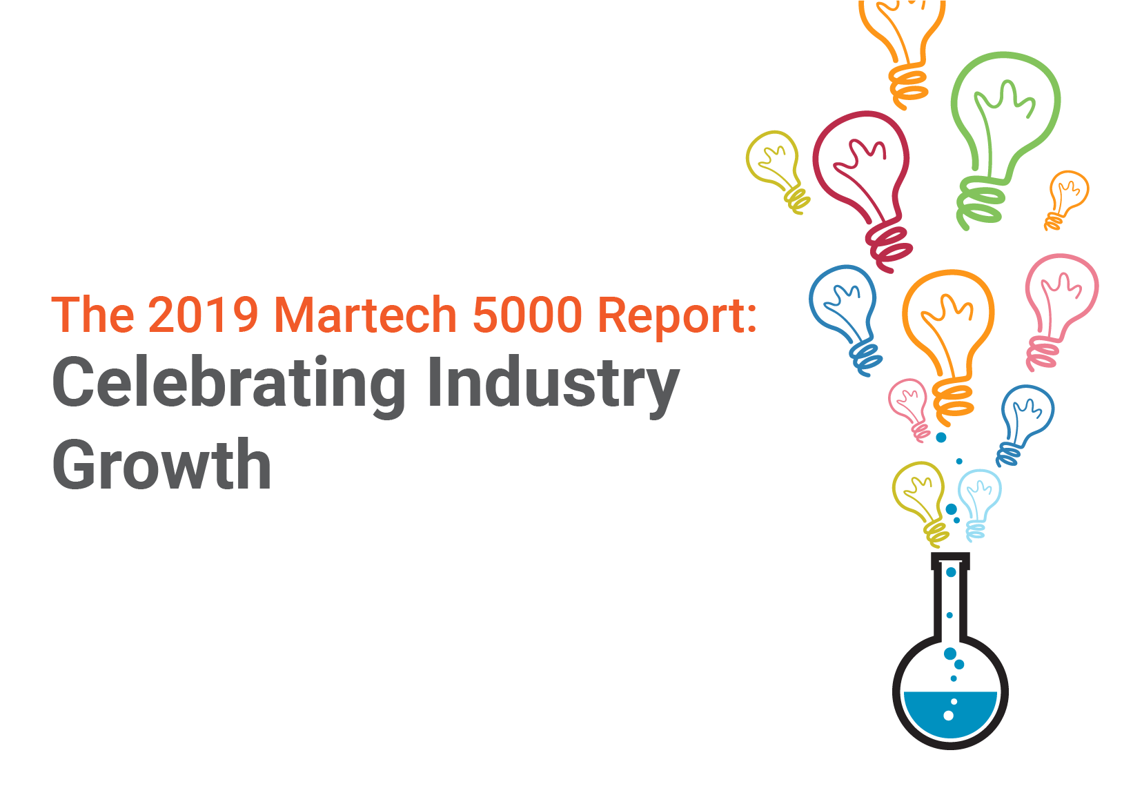 The 2019 Martech 5000 Report: Celebrating Industry Growth